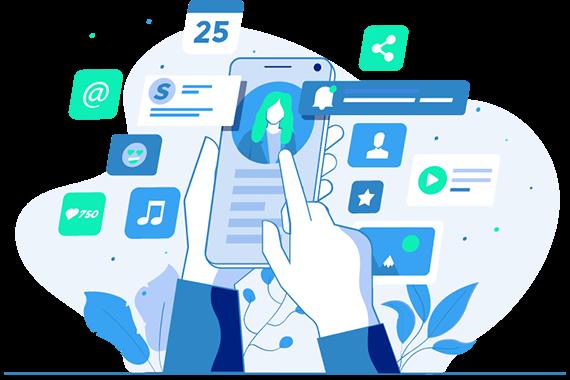 Servicii marketing social media homepage